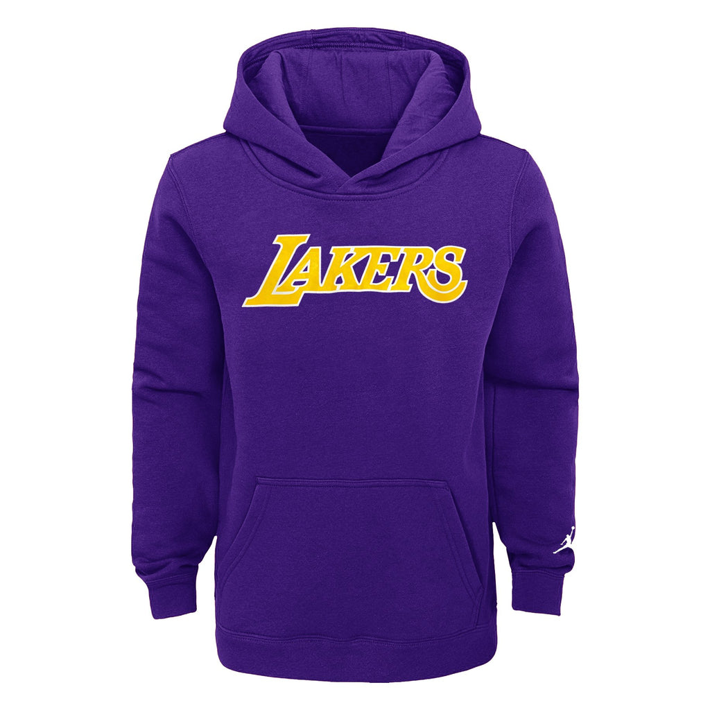 Youth NBA Essential Hoodie Statement Edition (LA Lakers)