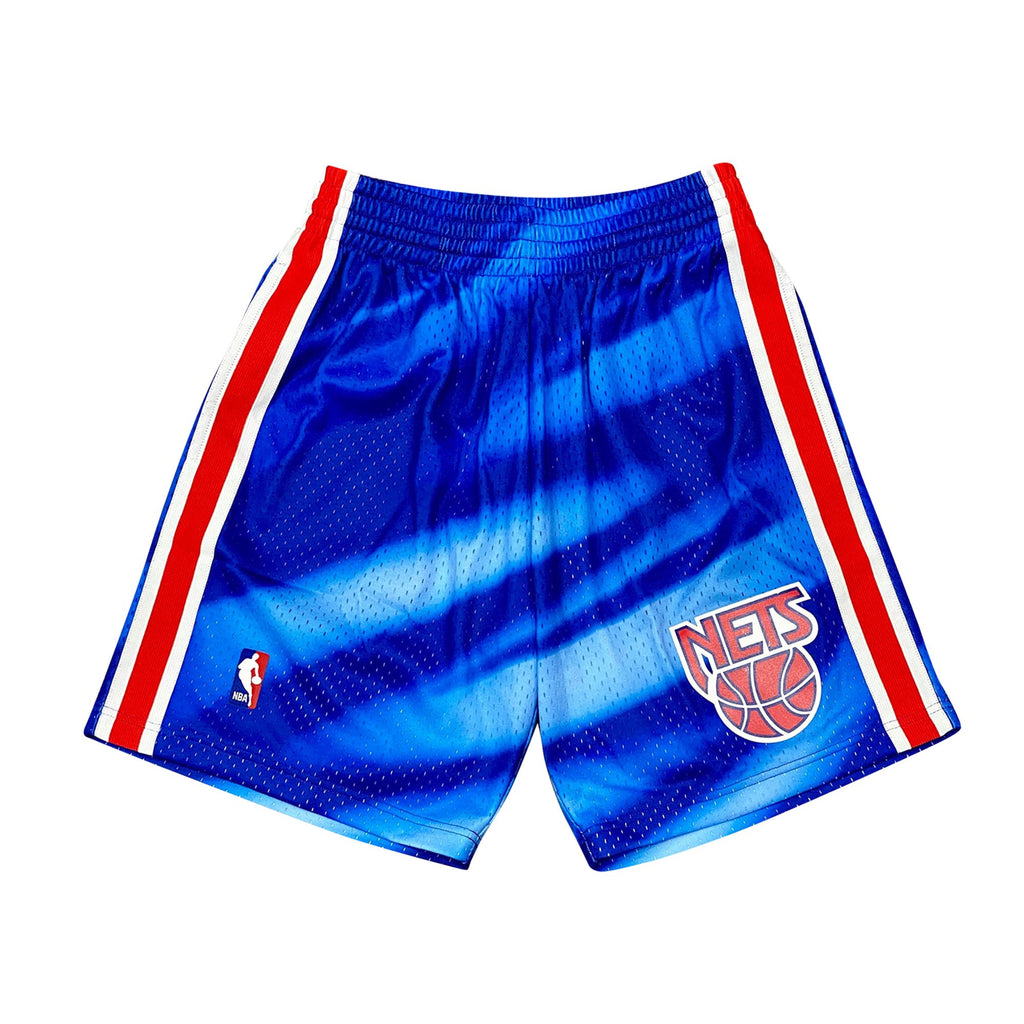 Hardwood Classic Swingman Short (New Jersey Nets/1990-91)