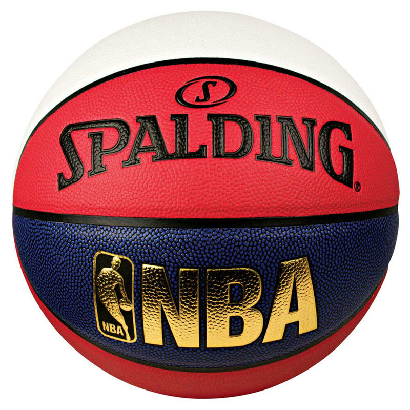 Spalding NBA Logoman Red/White/Blue
