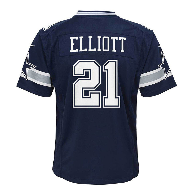 Nike NFL Team Colour Jersey Elliott (Cowboys)