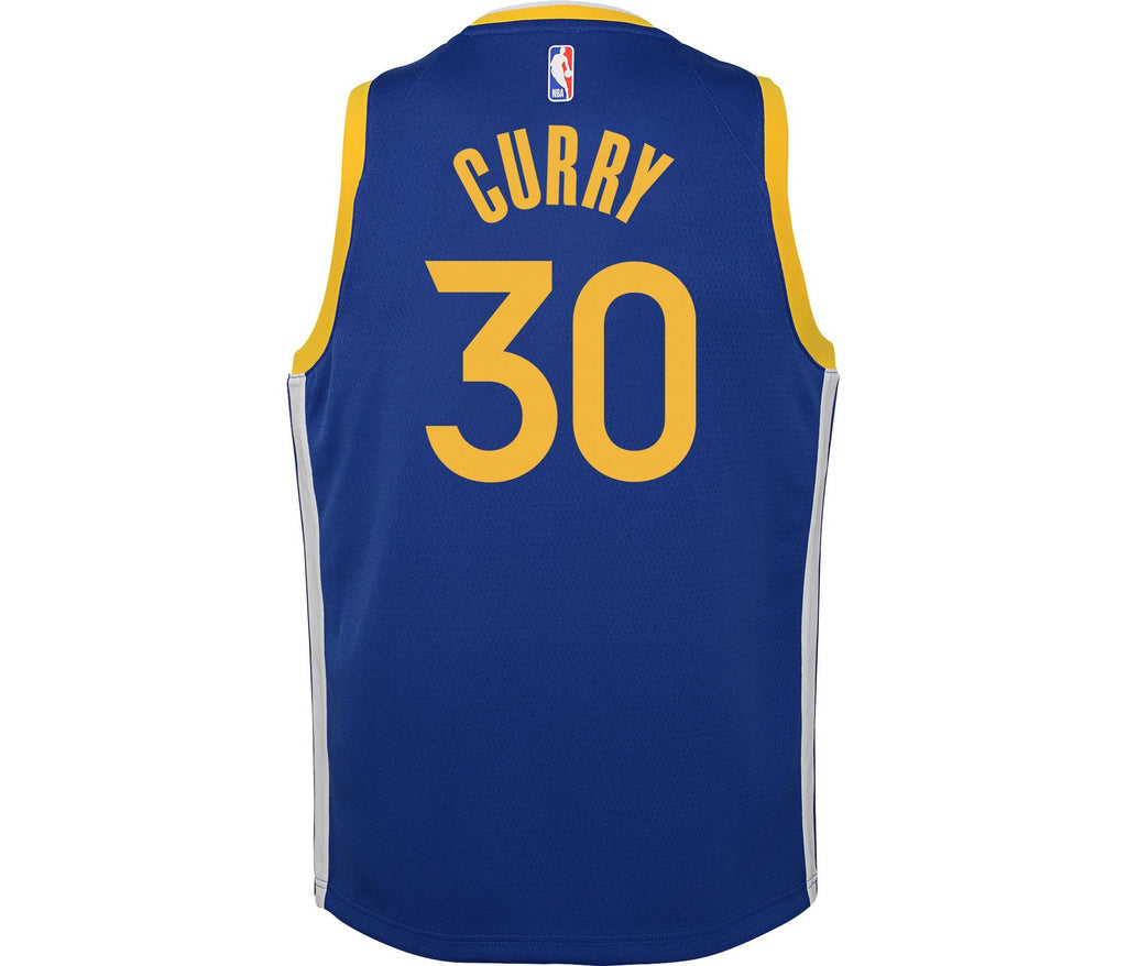 Youth Stephen Curry Icon Jersey (Warriors)