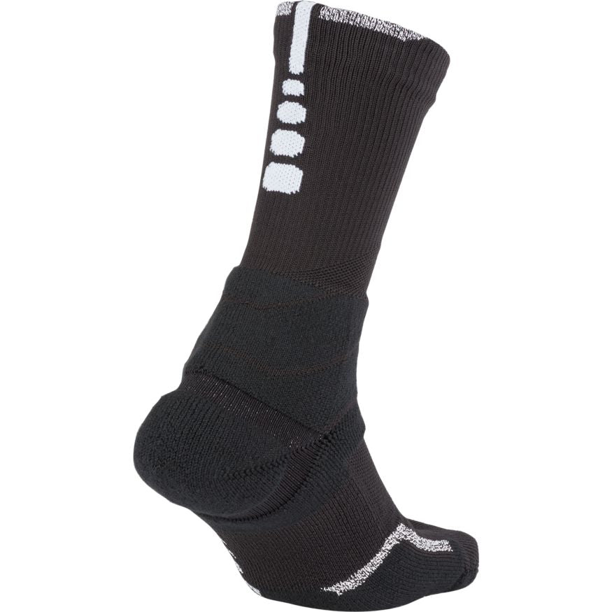 Nike NBA NikeGrip Power Crew (Black/White)