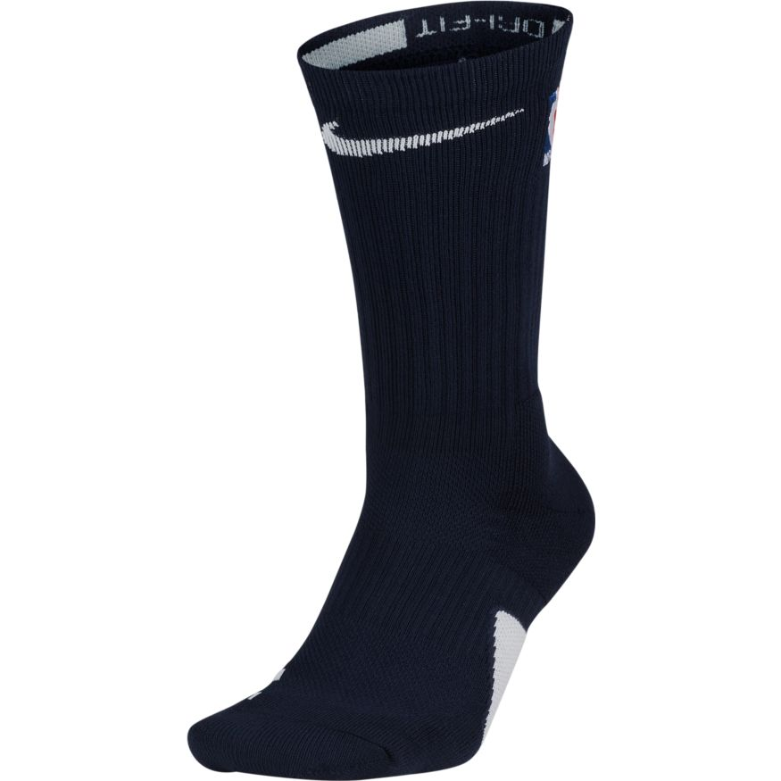 Nike Elite Crew Sock (Navy)