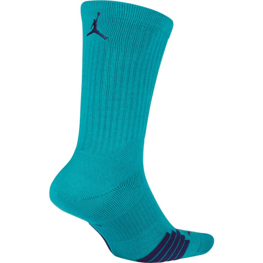 Jordan NBA Crew (Teal/New Orchid)