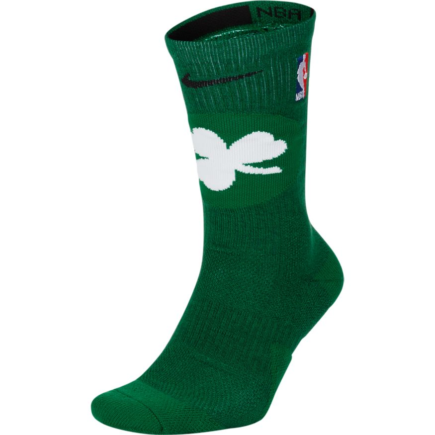 Nike NBA Elite Crew Socks (Celtics)