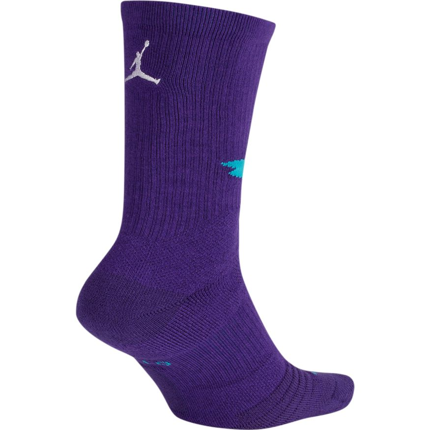 Jordan NBA Elite Crew Sock (Hornets)