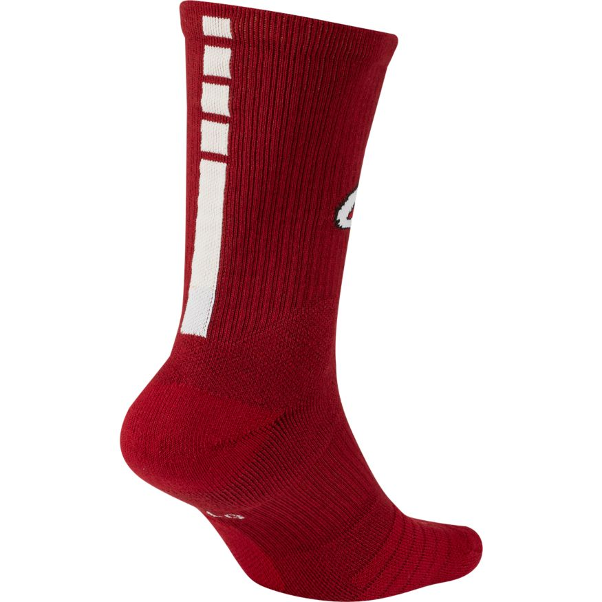 Nike NBA Elite Crew Socks (Heat)
