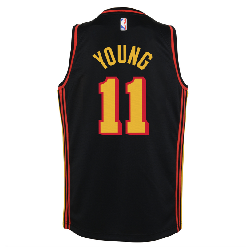 Youth Trae Young Statement Jersey (Hawks)
