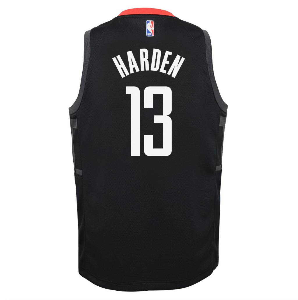 Youth James Harden Statement Jersey (Rockets)