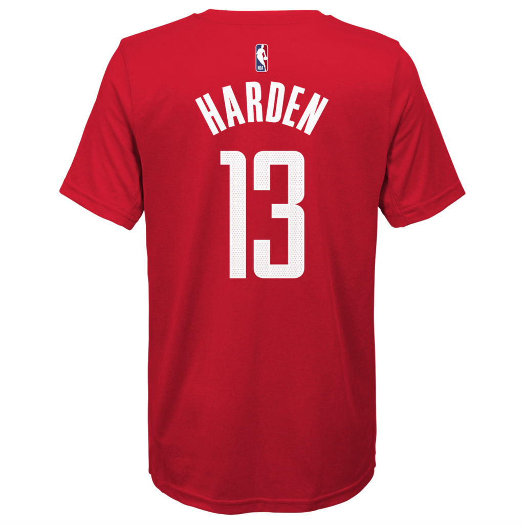 YOUTH James Harden 19/20 Icon N&N Tee (Rockets)