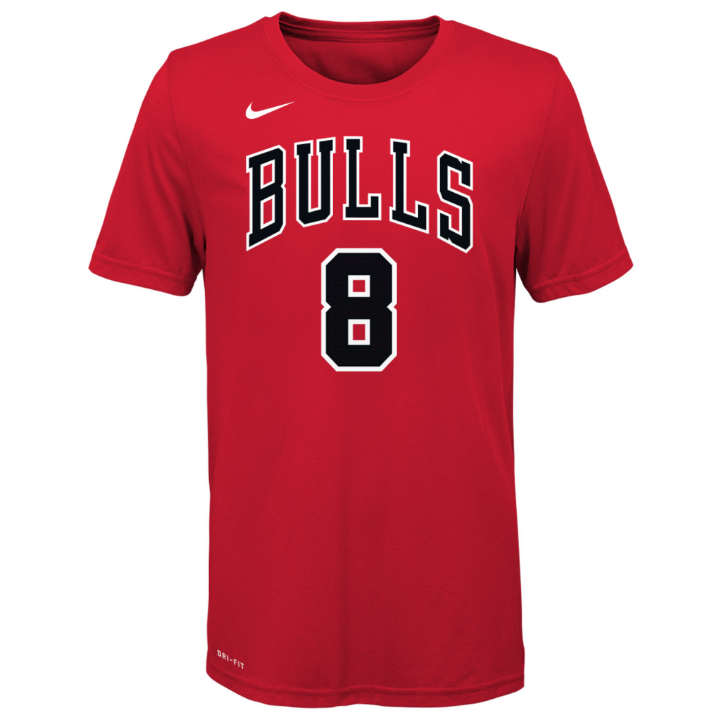 YOUTH Zach Lavine 19/20 Icon N&N Tee (Bulls)