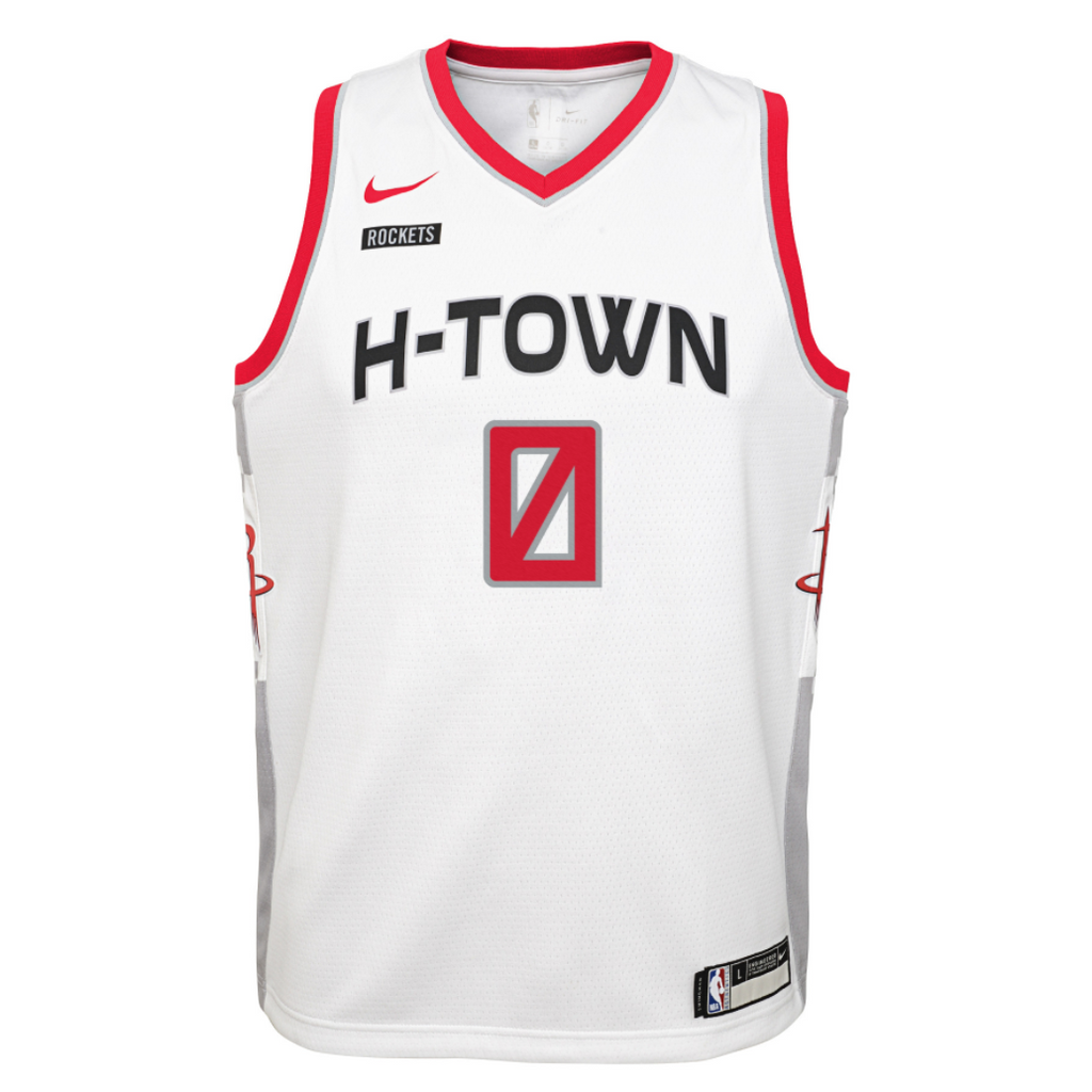 Youth City Edition Swingman Jersey - 19/20 (Rockets/Westbrook)