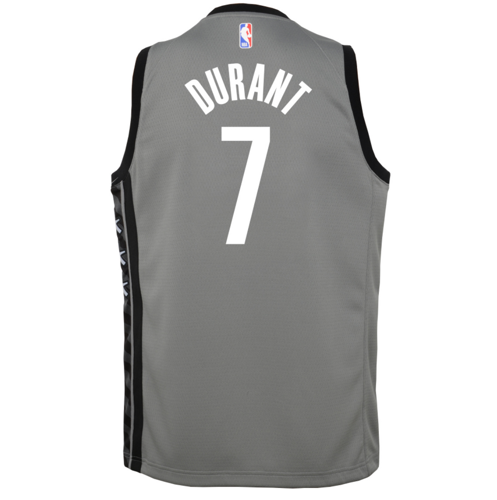 Youth Statement Swingman Jersey - 19/20 (Brooklyn/Durant)