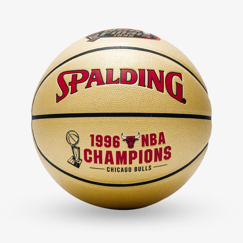 Spalding 1996 NBA Chicago Bulls Championship Basketball