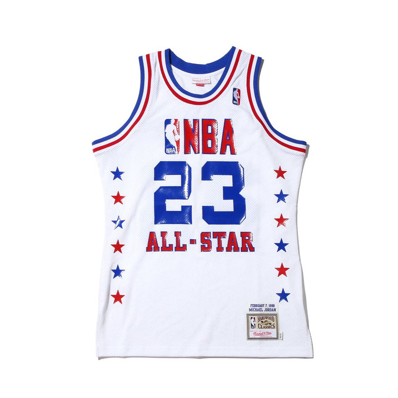 Michael Jordan 1998 Authentic All Star Jersey