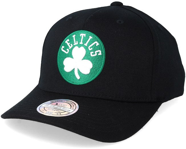 M&N SB 110 Logo Black/Team Colour - Celtics