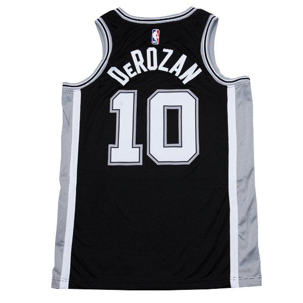best service 5c848 47d29 DeMar DeRozan Icon Edition Swingman Jersey (San Antonio Spurs)