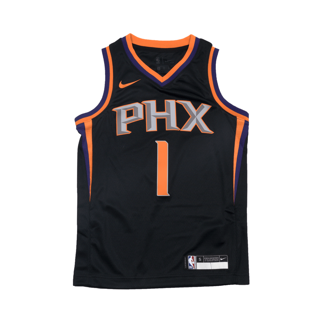 Youth Devin Booker Statement Swingman Jersey (Suns)