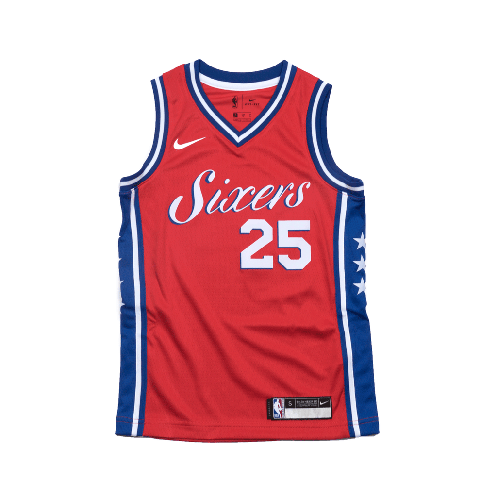 Youth Ben Simmons Statement Swingman Jersey (76ers)