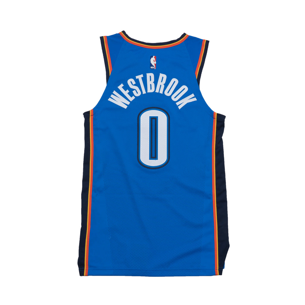 02e044c7ce6 Russell Westbrook Icon Edition Authentic (Oklahoma City Thunder)