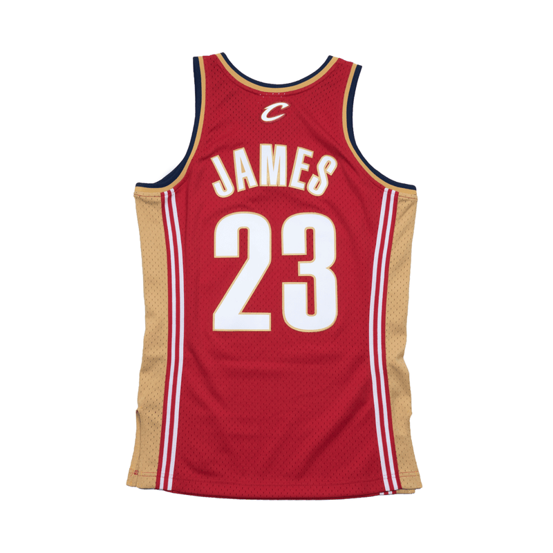 huge discount 9938d 366ba LeBron James Hardwood Classic Jersey Red (Cleveland Cavaliers)