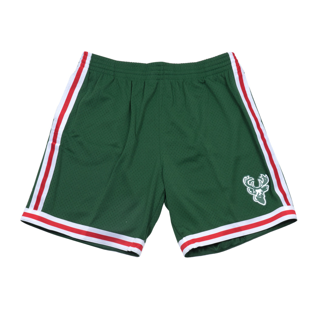 Hardwood Classic Swingman Short (Bucks Green)