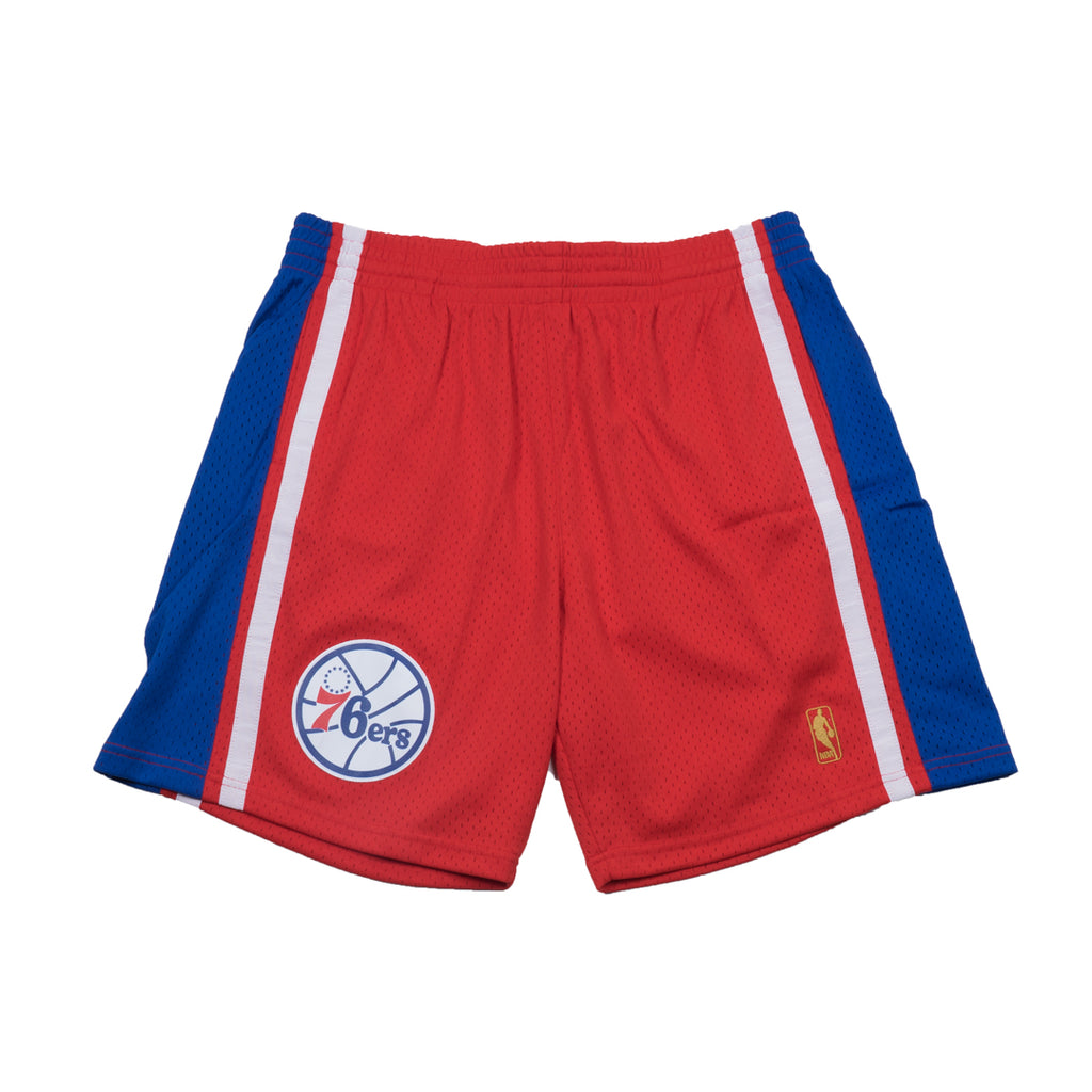 Hardwood Classic Swingman Short (76ers Red)
