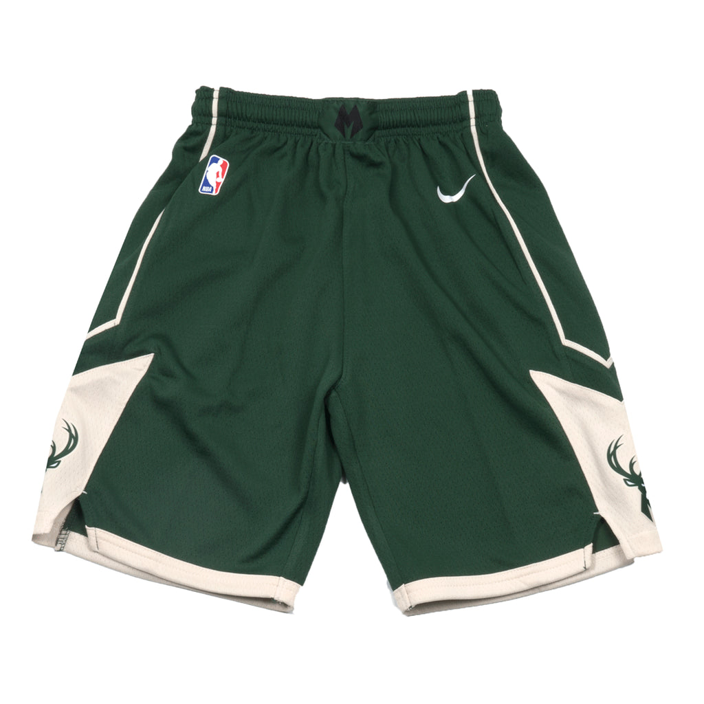 Youth Swingman Icon Shorts (Bucks)