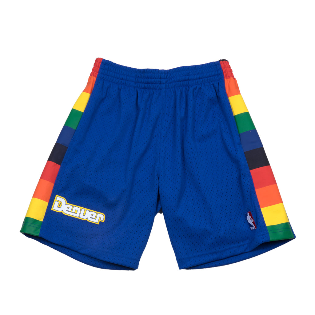 Hardwood Classic Swingman Short (Nuggets Blue)