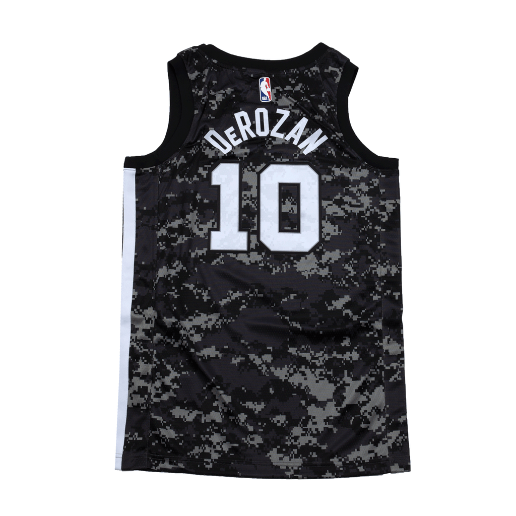 7d1164a814e Demar DeRozan City Edition Swingman Jersey  18 (Spurs)