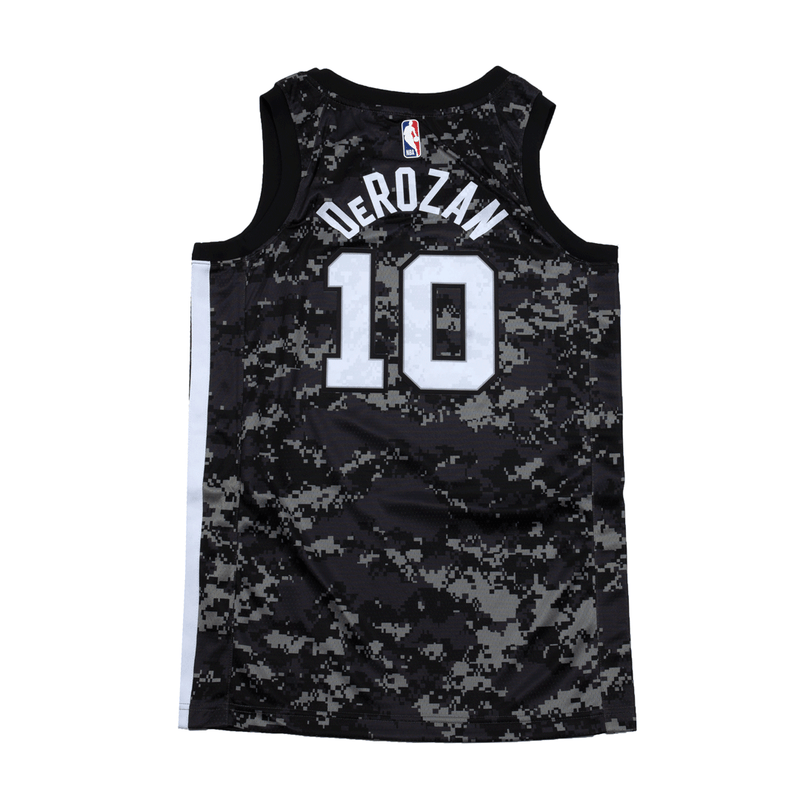 the latest 62599 9c178 Demar DeRozan City Edition Swingman Jersey '18 (Spurs)