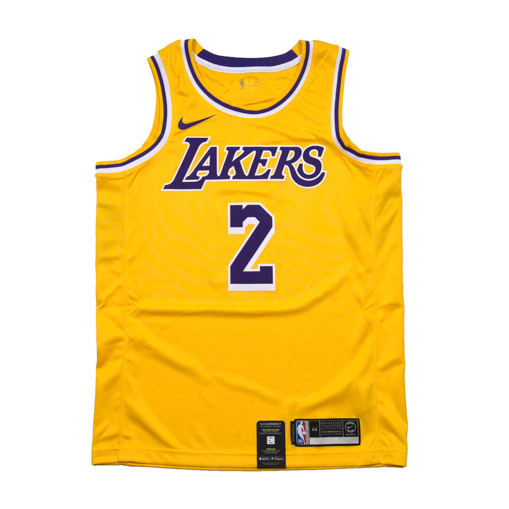 ed730e94c Lonzo Ball Icon Edition Swingman Jersey (Los Angeles Lakers) – Hoops Heaven