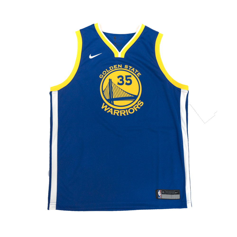 b327deb2a92 Nike. Kevin Durant Icon Edition Swingman Jersey (Golden State Warriors)
