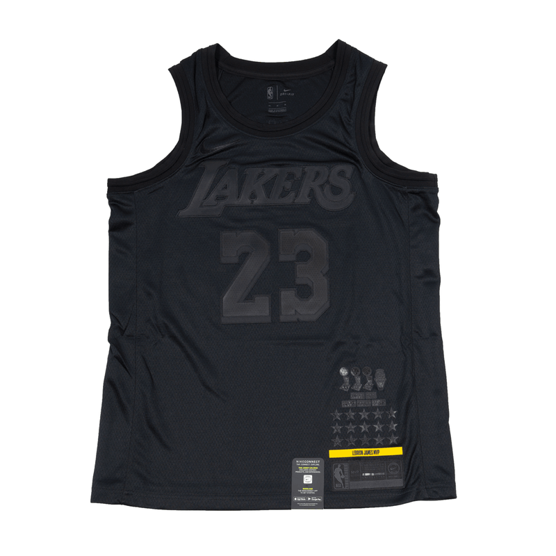hot sale online 793bb cc706 Lebron James MVP Swingman Jersey (Los Angeles Lakers)