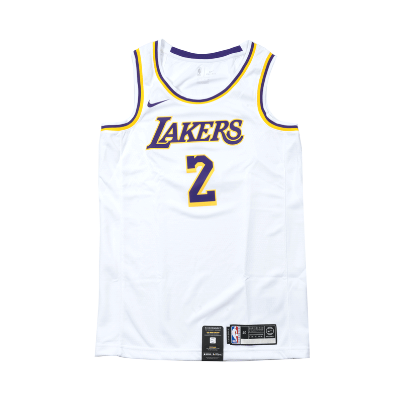 c3fad6d44 Lonzo Ball Association Edition Swingman Jersey (Los Angeles Lakers ...