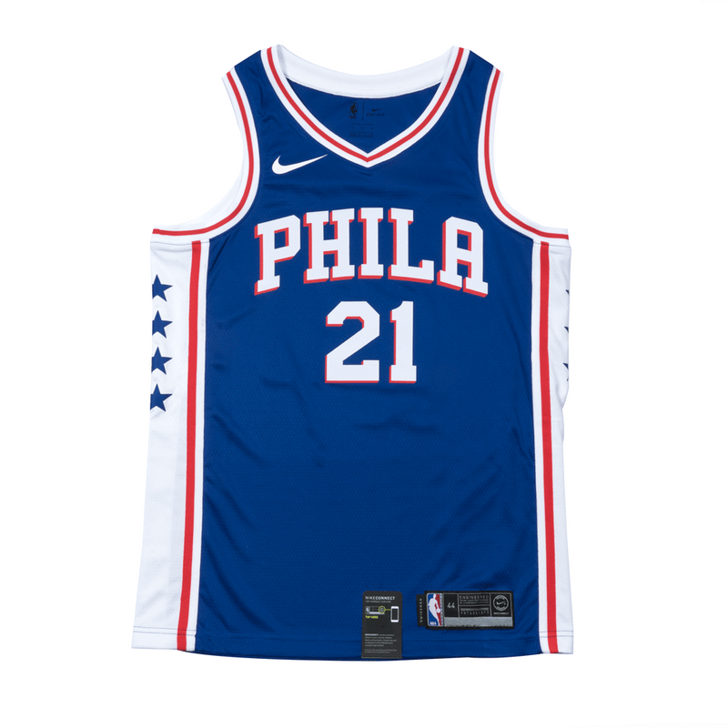 cheaper 46e96 3c94a Joel Embiid Icon Edition Swingman Jersey (Philadelphia 76ers)