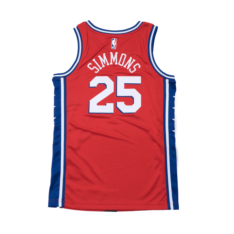 promo code a2601 7a79d Youth Ben Simmons Statement Swingman Jersey (76ers)
