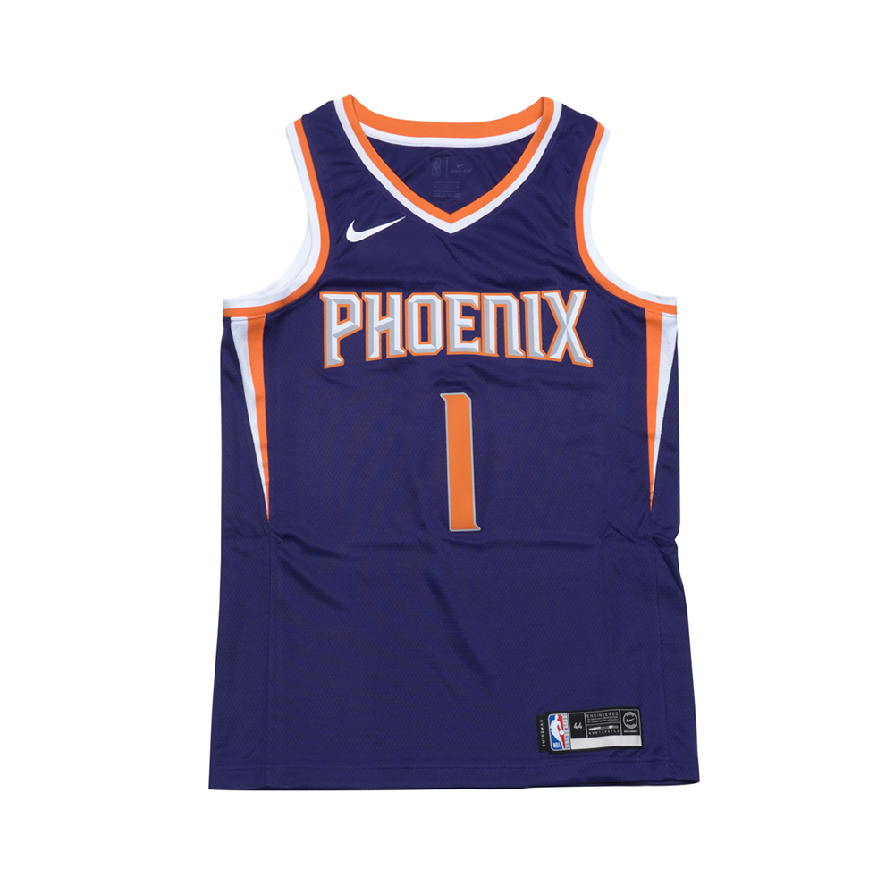 Youth Devin Booker Icon Swingman Jersey (Suns)