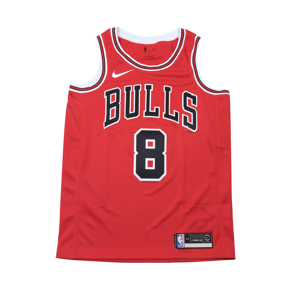 Youth Zach Lavine Icon Swingman Jersey (Bulls)