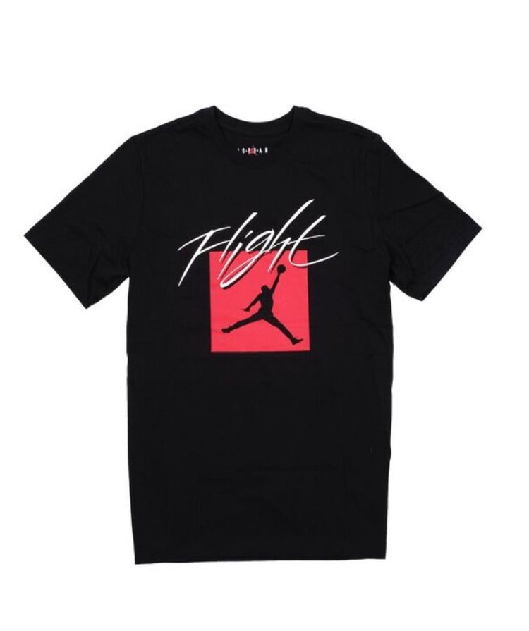 M J JUMPMAN FLT SS TEE - AT8958-010