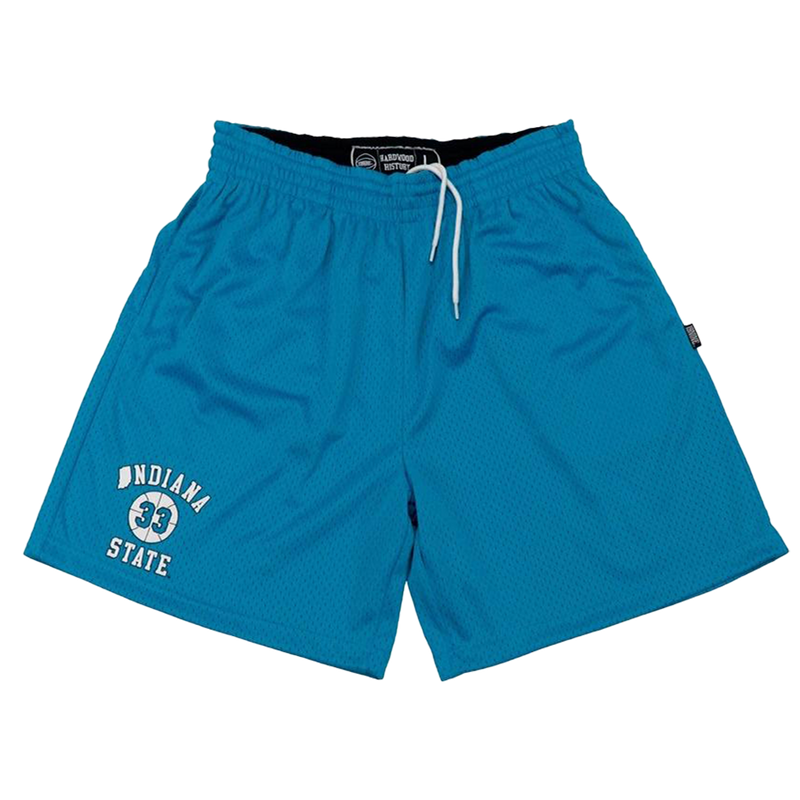 19Nine NCAA Practice Shorts Indiana St Sycamores (Blue)