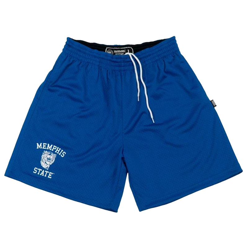 19Nine NCAA Practice Shorts Memphis St Tigers (Royal)