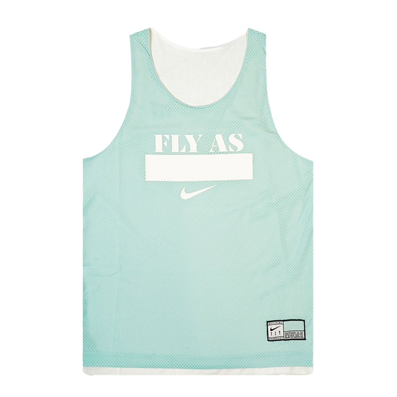 Womens Nike Essential Fly Reversible Jersey CZ6610-382