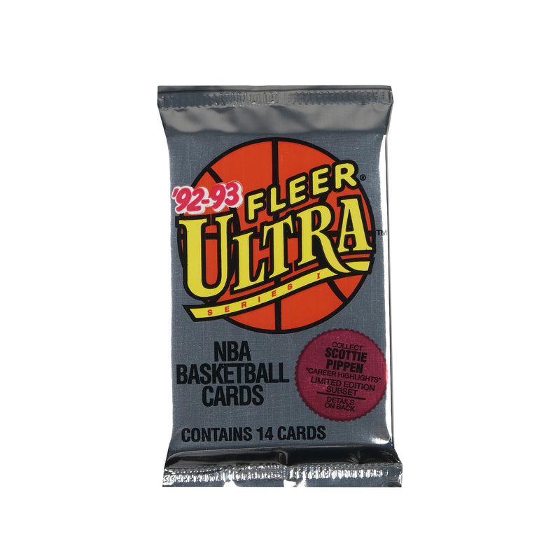 Fleer Ultra Series 1 Trading Cards 92-93