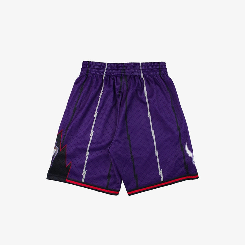 Hardwood Classic Swingman Shorts (98-99 Raptors Purple)