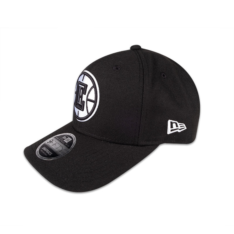 New Era 9Fifty 2020 BW LA Clippers