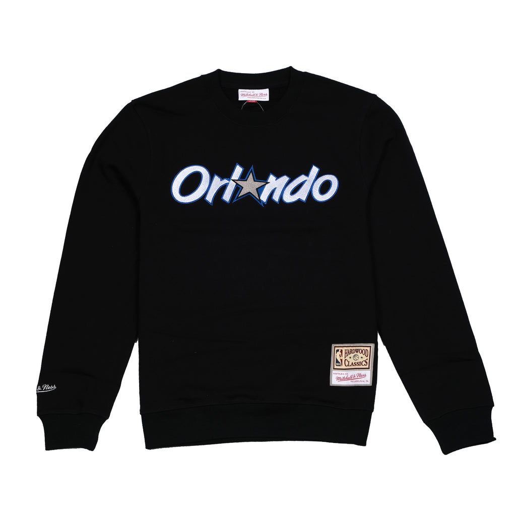 M&N Wordmark EMB Sweat -  Orlando Magic