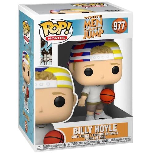 Pop Vinyl Movies White Men Can't Jump - Billy Hoyle