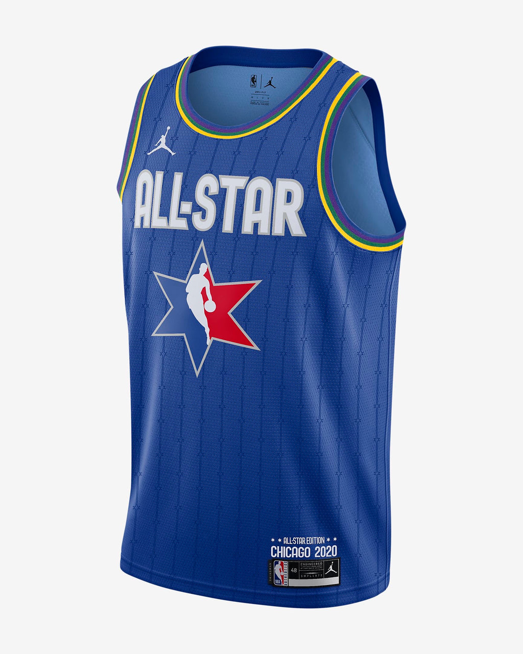 Jordan NBA All Star Swingman jersey - Giannis Antetokounmpo - CJ1059-495