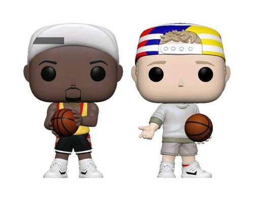 Pop Vinyl Movies White Men Can't Jump - Sidney & Billy (2 Pack US exclusive)